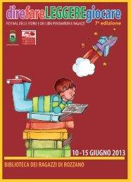 brochure - Editoriale Scienza