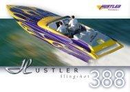 Impa Hustler 388 - Funboats