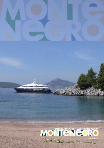 Montenegro Yachting Guide