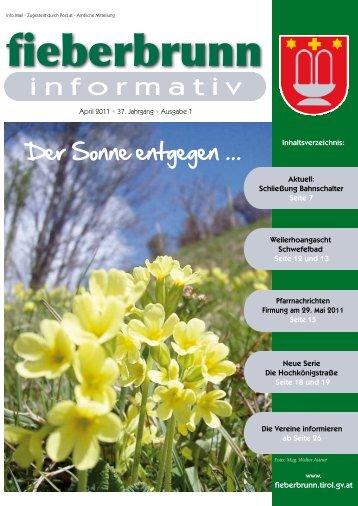 (5,38 MB) - .PDF - Fieberbrunn - Land Tirol