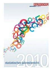 Statistischer Jahresbericht 2010 - Stadtgemeinde Kapfenberg