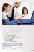 Brochure de la Faculté de Gestion et des Sciences Commerciales - Page 3