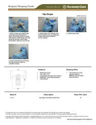 Hip Drape Surgical Draping Guide