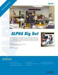 ALPHA Big Dot - Selectric Signs