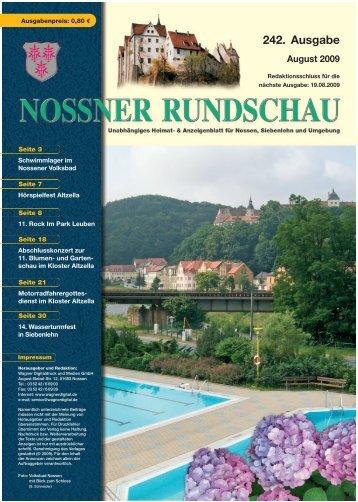 Mai 2008 - Nossner Rundschau