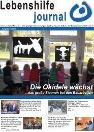 Ausgabe 01-13 - Lebenshilfe Waltrop