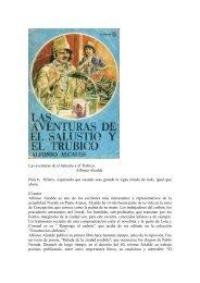 Las aventuras del Salustio y el Trúbico - Luis Emilio Recabarren
