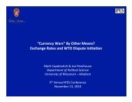 """""""Currency Wars"""" By Other Means? Exchange Rates and WTO ..."""