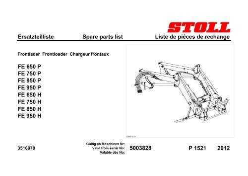 Verbundstoffbuchse 30 x 30 Buchse zu Stoll Frontlader 0481980