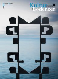 September-Oktober - Internationaler Bodensee-Club eV