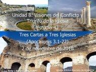 Apocalipsis 3.1-22 - Iglesia Biblica Bautista de Aguadilla, Puerto Rico