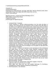 Protokoll-Jahreshauptversammlung-2009 - Jochpass