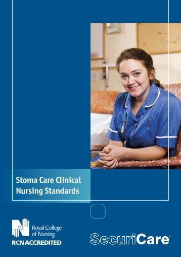 Stoma Care Clinical Nursing Standards - SecuriCare