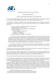 Le Conseil Scie - Université des Antilles et de la Guyane