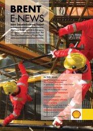 Brent E-Newsletter - Issue 7