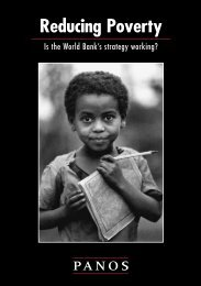 Reducing Poverty: Is the World Bank's Strategy Working?