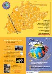 Dépliant NEW - La Semaine de la solidarité internationale