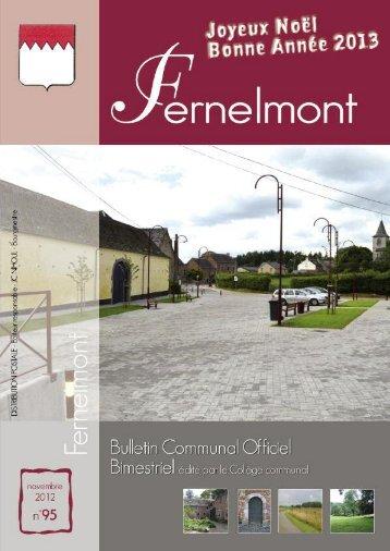Novembre - Fernelmont