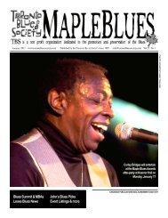 Blues Summit & MBAs Loose Blues News John's Blues Picks Event ...