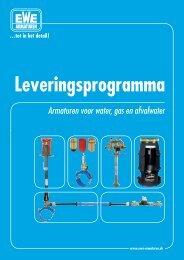Leveringsprogramma - Ewe