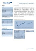 Nordea Fund of Funds Monthly Report - Nordea Bank Lietuva - Page 4