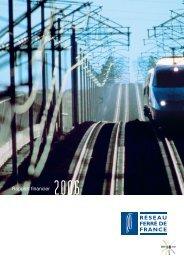 Rapport financier 2006 - RFF
