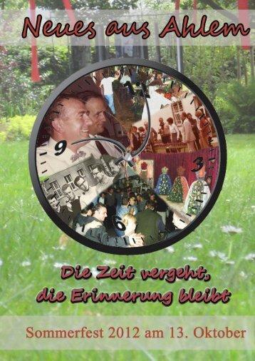 Jahresrundschreiben_2011.pdf - Ehemalige Ahlemer!
