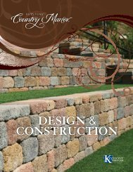 DESIGN & CONSTRUCTION - Keystone