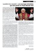 Accroître l'aide pour faciliter le retour des réfugiés et ... - caritasdev.cd - Page 5