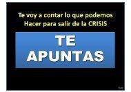 ACABEMOS con la CRISIS - TE APUNTAS.PPS - Wikiblues.net