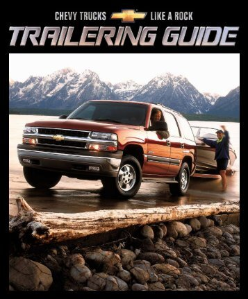what you should know about trailering
