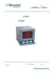 STAR3 仪表使用手册 - 万高宝有限公司