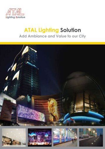 ATAL Lighting Solution - ATAL Building Services