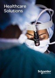 Soluzioni integrate per la gestione degli ospedali - Schneider Electric