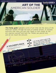 Art of the American Soldier Family Guide - National Constitution ...