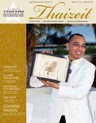 GOLDENE PALMEN - Thaizeit