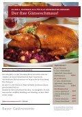 saisoNales luNchbuFFet - Bayer Gastronomie GmbH - Seite 7