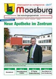 Dr. Volker Moser Dr. Doris Moser Dipl.-Tzt. Sabine Soete-Kaiser
