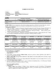 CV Casian Hellene.pdf - Facultatea de Agricultură