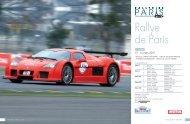 13 - 14 mars 2010 - Rallystory