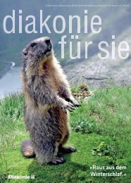 BKK Diakonie – stark für Versicherte - Diakonisches Werk Berlin ...