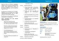 Programm Brunnenbau – W 120 10:00 Uhr ... - Zertifizierung Bau