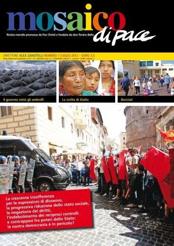 Non c'è pace senza Siria - PeaceLink