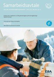 Samarbeidsavtale - If forsikring AS