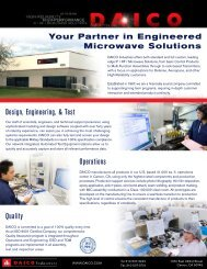 Quality Design, Engineering, & Test Operations
