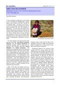 IBS Newsletter 5_1 Spring07.pub - The International Biogeography ... - Page 3