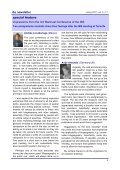 IBS Newsletter 5_1 Spring07.pub - The International Biogeography ... - Page 5