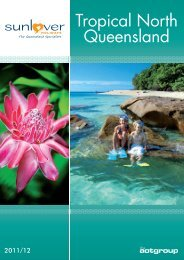 Tropical North Queensland - Sunlover Holidays