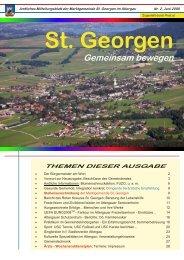 Gemeinsam bewegen - St. Georgen im Attergau - Land Oberösterreich