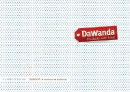 DAWANDA, le concentré de tendances